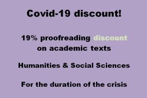 Covid discount